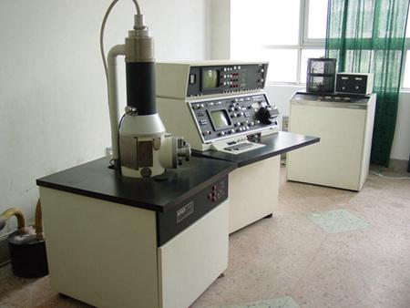 化验室一角